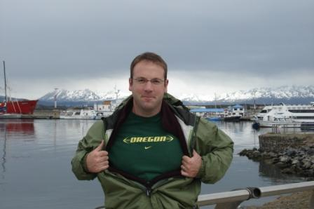 UO in Ushuaia